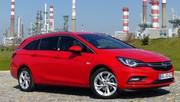 Essai Opel Astra Sports Tourer : allégé en graisse, riche en omega 3