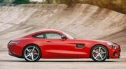 Mercedes AMG GT : la version Black Series confirmée