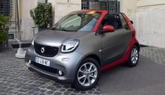 Smart Fortwo Cabrio : À l'air des villes !
