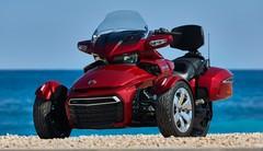 Essai Can-Am F3-T & Limited : A mi-chemin entre une moto et un cabriolet