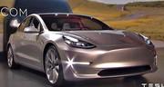 Tesla Model 3 : déjà plus de 232 000 clients !!!