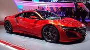 Honda NSX : la consommation serait modérée, le prix ne l'est pas