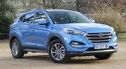 Essai Hyundai Tucson 1.7 CRDi 115 : dans la short list