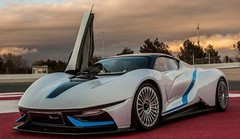 BIAC : bientôt une supercar électrique ?