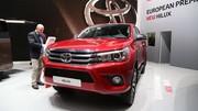 Prix Toyota Hilux 2016 : des tarifs à partir de 19 300 euros HT