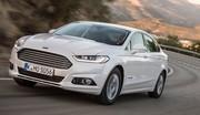 Essai Ford Mondeo HEV : Hybride et fière de l'être