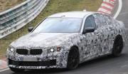 BMW M5 (2017) : une transmission intégrale au programme