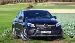 Essai Mercedes GLE Coupé 350d 258 ch : Le X6 étoilé !