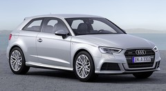 Audi A3 et S3 restylées