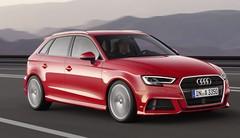 Audi A3 : comme un air de famille stylistique et technologique