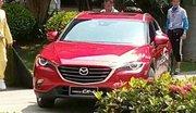 Le Mazda CX-4 à découvert