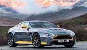 Aston Martin V12 Vantage S 2016 : enfin une boîte manuelle !