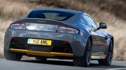 Aston Martin offre une boite manuelle à la V12 Vantage S !