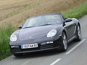 Essai Porsche Boxster S 3.4 295 ch : Tous les plaisirs