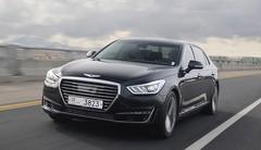 Essai Hyundai Genesis G90 : Chic Corée