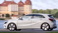 Essai Mercedes Classe A 220d : fière allure
