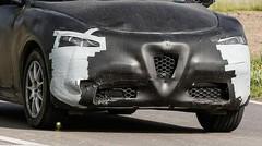 Le futur Alfa Romeo Stelvio en version définitive