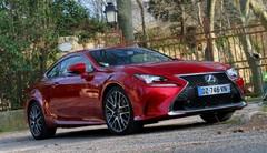 Essais Lexus RC & RC F : le coupé japonais fait le grand écart