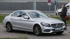 Mercedes Classe C 2018 : La Classe C prépare déjà son restylage