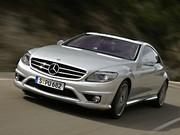 Mercedes-Benz CL 65 AMG 612 ch : CL + AMG = TGV