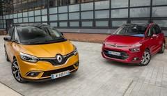 Comparatif : le Renault Scénic 2016 affronte le Citroën C4 Picasso
