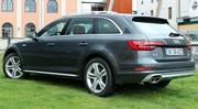 Essai Audi A4 Allroad Quattro : la forme avant la fonction