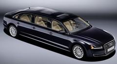 Audi A8 L extended : modèle unique à 6 portes