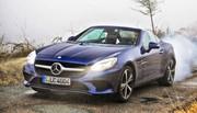 Essai Mercedes SLC 300 : petit roadster, grande âme