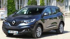 Le Renault Kadjar essence adopte la boîte automatique