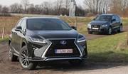 Essai Audi SQ5 Plus vs Lexus RX450h : La belle ou la bête ?