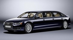 Audi dévoile l'unique A8 six portes et six places