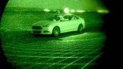 La Ford Mondeo autonome peut rouler seule la nuit