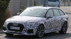 L'Audi RS4 arrive !