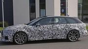 La nouvelle Audi RS4 se prépare pour le Mondial de Paris 2016
