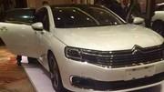 Citroën : la nouvelle C6 se montre