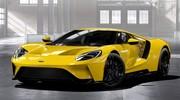 Ford ouvre les commandes pour la nouvelle GT