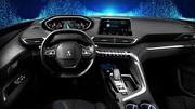 Peugeot : fuite de l'intérieur du futur 3008