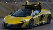 Essai McLaren 675 LT Spider : Furie à l'air libre