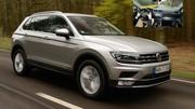 Essai Volkswagen Tiguan 2016 : notre prise en mains complète, notre avis