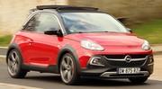 Essai Opel Adam Rocks S 150 ch : Citadine - pressée - de niche :