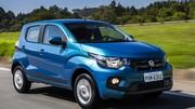 Fiat Mobi (2016), une mini Panda pour le Brésil