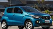 Fiat Mobi : que pour le Brésil
