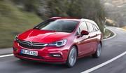 Essai Opel Astra Sports Tourer 1.6 CDTI BiTurbo: Pour les familles et les entreprises pressées!