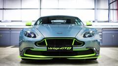 Aston Martin : voilà la Vantage GT8
