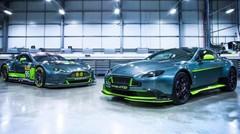 Aston Martin Vantage GT8 : au pas de course !