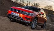 Essai Volkswagen Tiguan : Rester au sommet