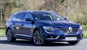 Essai Renault Talisman Estate : break ou esthète ?
