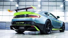 Aston Martin Vantage GT8 : l'énième au revoir