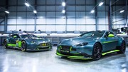 Aston Martin Vantage GT8 : la Vantage V8 ultime