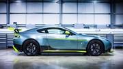 Aston Martin dévoile la Vantage GT8